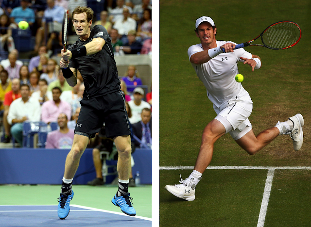 Murray le hace un flaco favor a Under Armour en el US Open