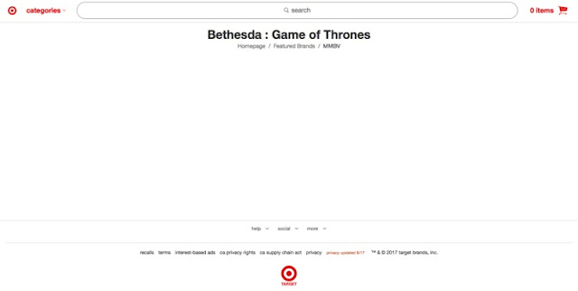 target game of thrones video game leak