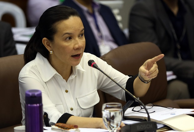 "Poe pushes for ""out-of-job pay"" bill"