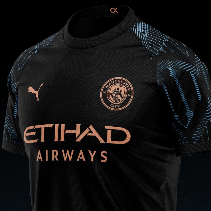 Amazing - How The Man City 20-21 Away Kit Could Look Like ...