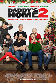 Daddy's Home 2 (2017) Movie (English) HDTS 720p [900MB]