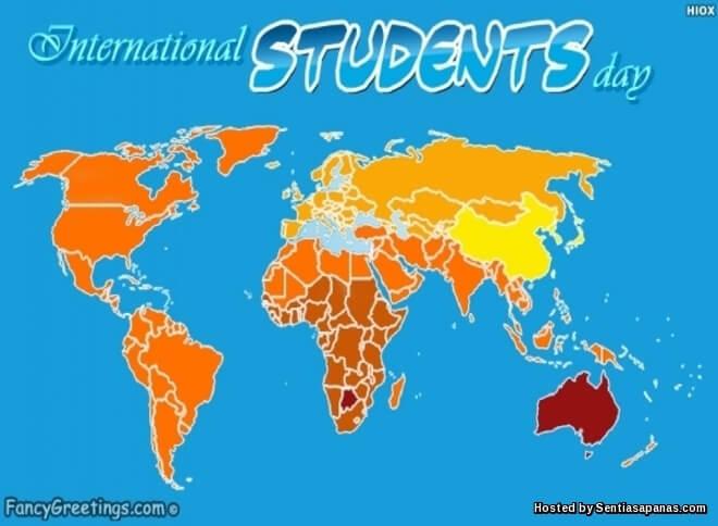 Sambutan Hari Pelajar Antarabangsa, International Students Day