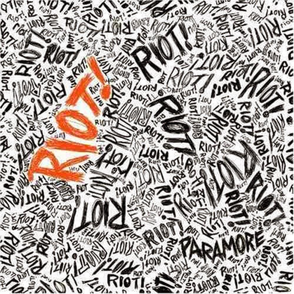 paramore paramore album cover - photo #18