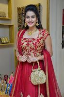 Jenny Honey in Stunning Dark Red Anarkali Dress at Splurge   Divalicious curtain raiser ~ Exclusive Celebrities Galleries 032.JPG