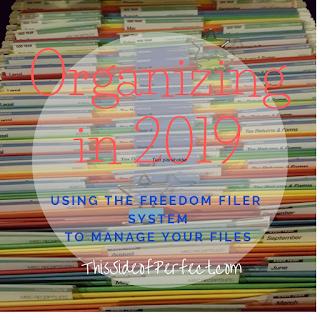 Organizing in 2019