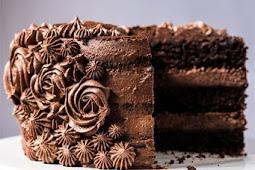 Gluten Free, Paleo & Keto Chocolate Cake