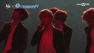 BTS - Blood Sweat & Tears @ Music Core 161224 [Self Reaction