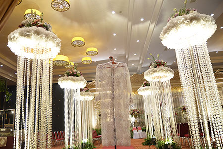 Sasana Kriya Ballroom Mandira Carani Gedung Pernikahan Jakarta