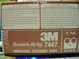 Jual 3M Scotch Brite 7447 - 3M Scotch Brite 7447 Bekasi