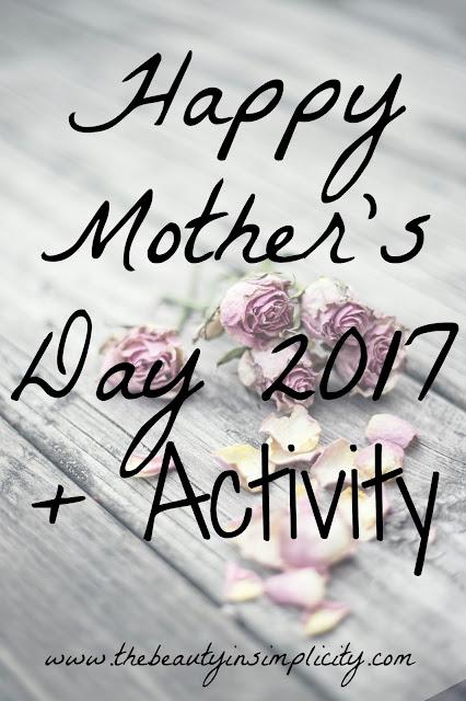 Mother's Day Activities (Homemade)