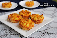 chicken macroni cups