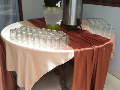 Softdrink Dan Es Teh