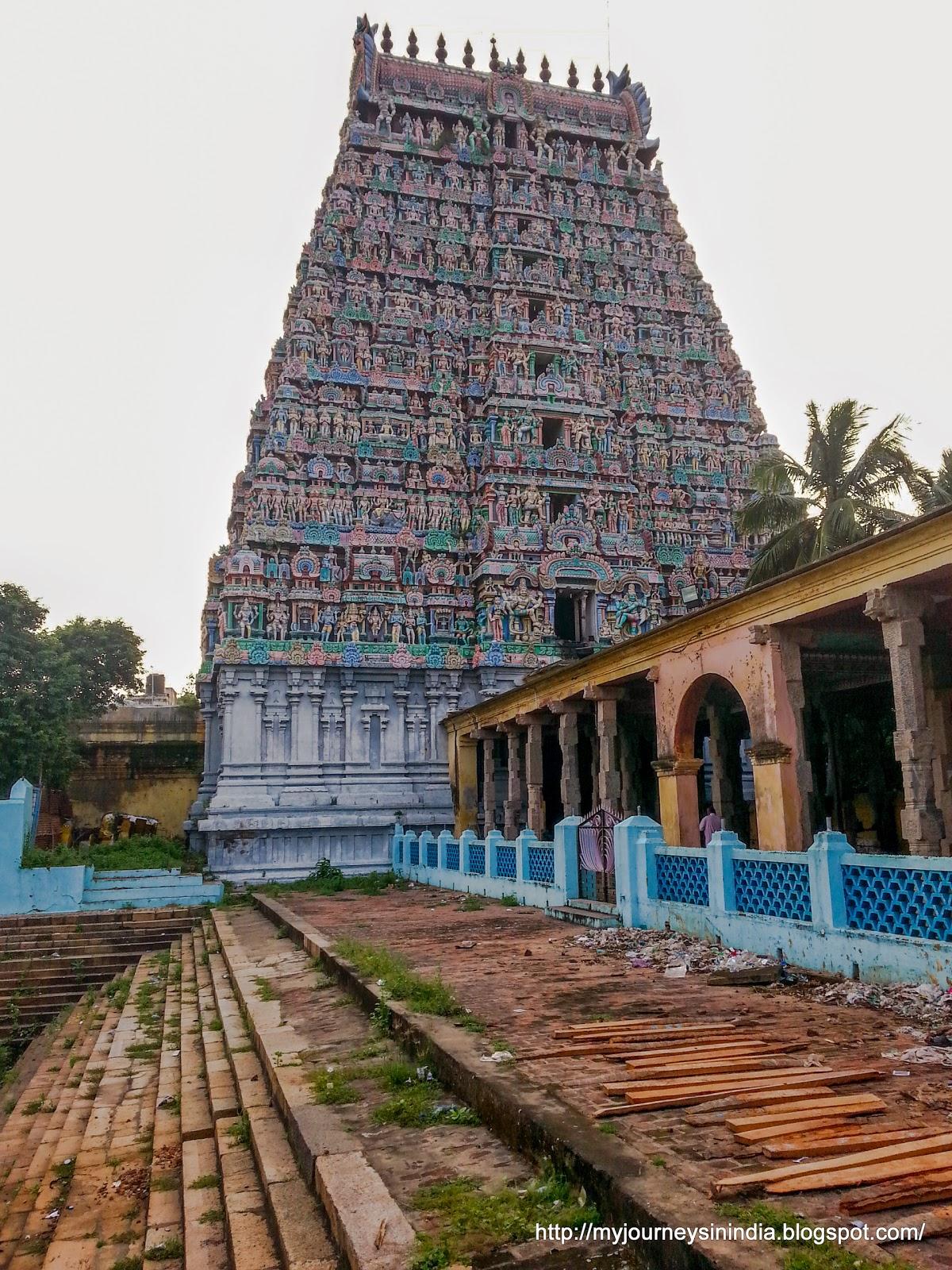 Kumbakonam Adi Kumbeswarar Temple7-2