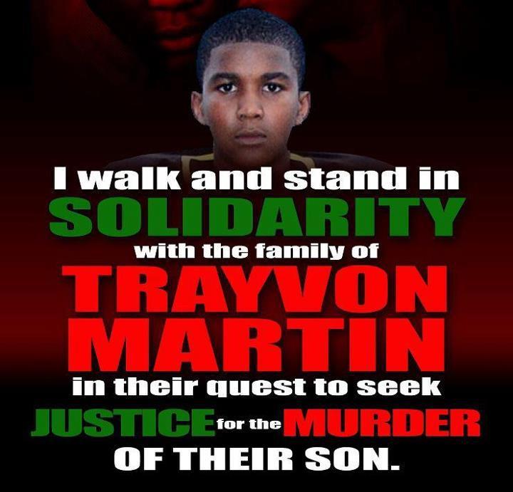 66811b039c5 The Black Response to the Trayvon Travesty