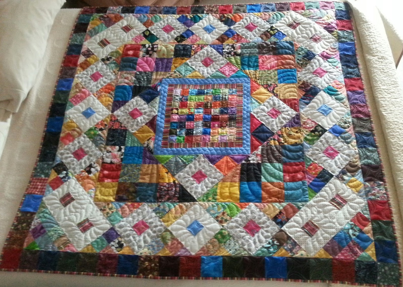 52 Quilters Week 38 An End To A Great Week