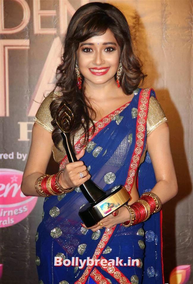 Tina Desai at Colors Tv 3rd Golden Petal Awards, Colors Tv 3rd Golden Petal Awards