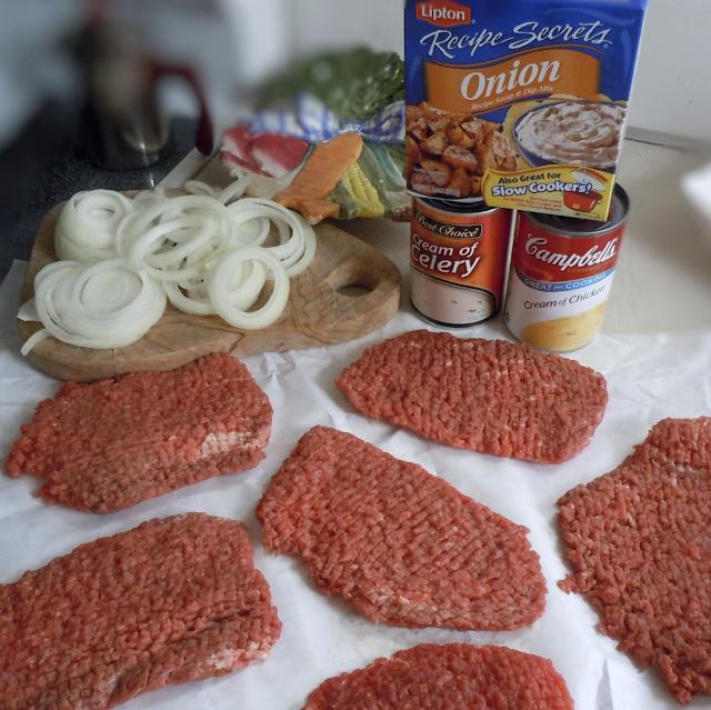 Crock-pot Cube Steak