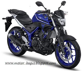 Harga dan spesifikasi Yamaha MT 25 baru