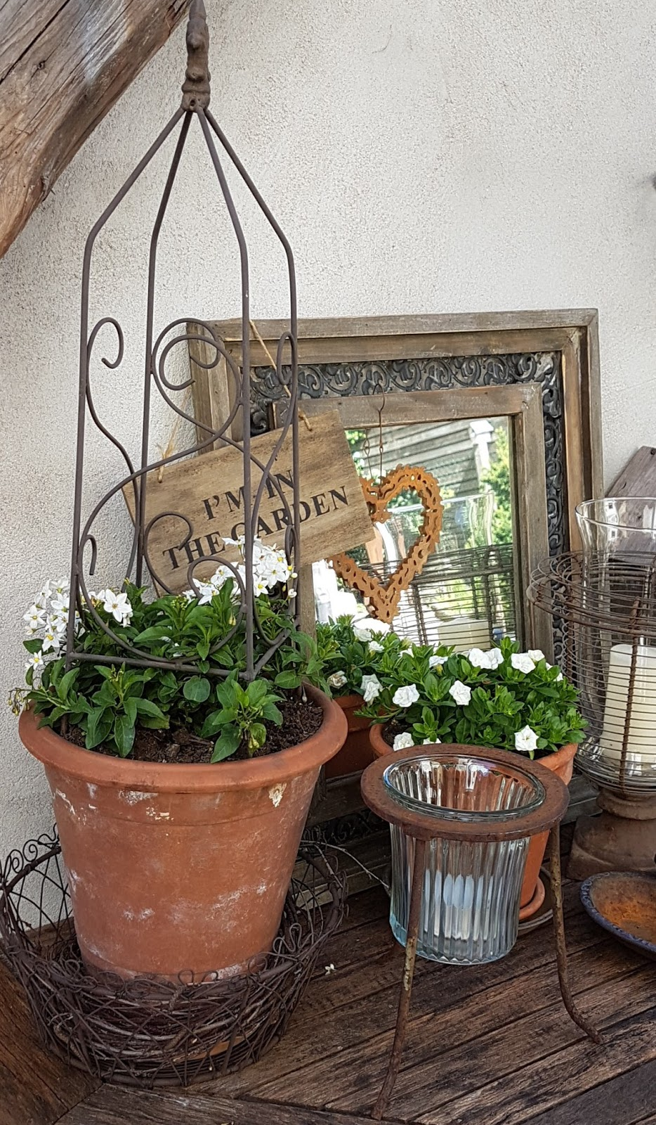 Shabby house and garden der mai ist gekommen for Dekoration 1 mai