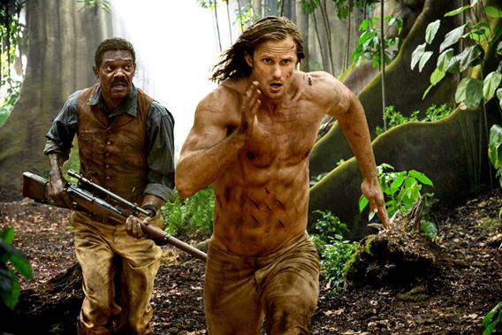 The Legend of Tarzan film 2016