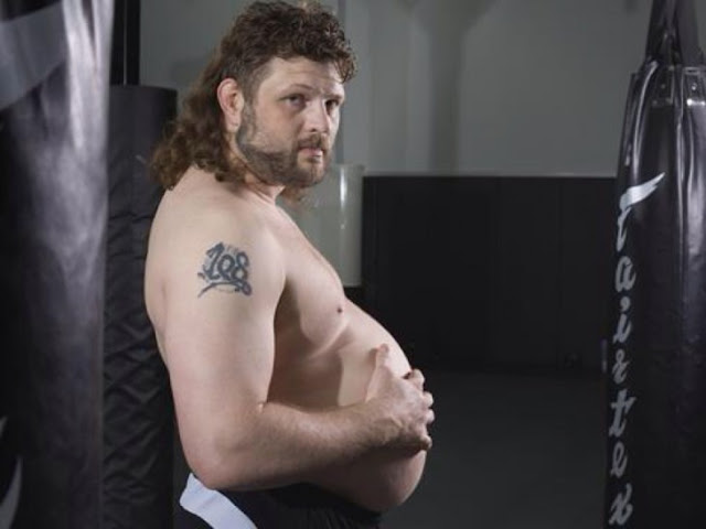 Roy Big Country Nelson peleador gordo de la UFC