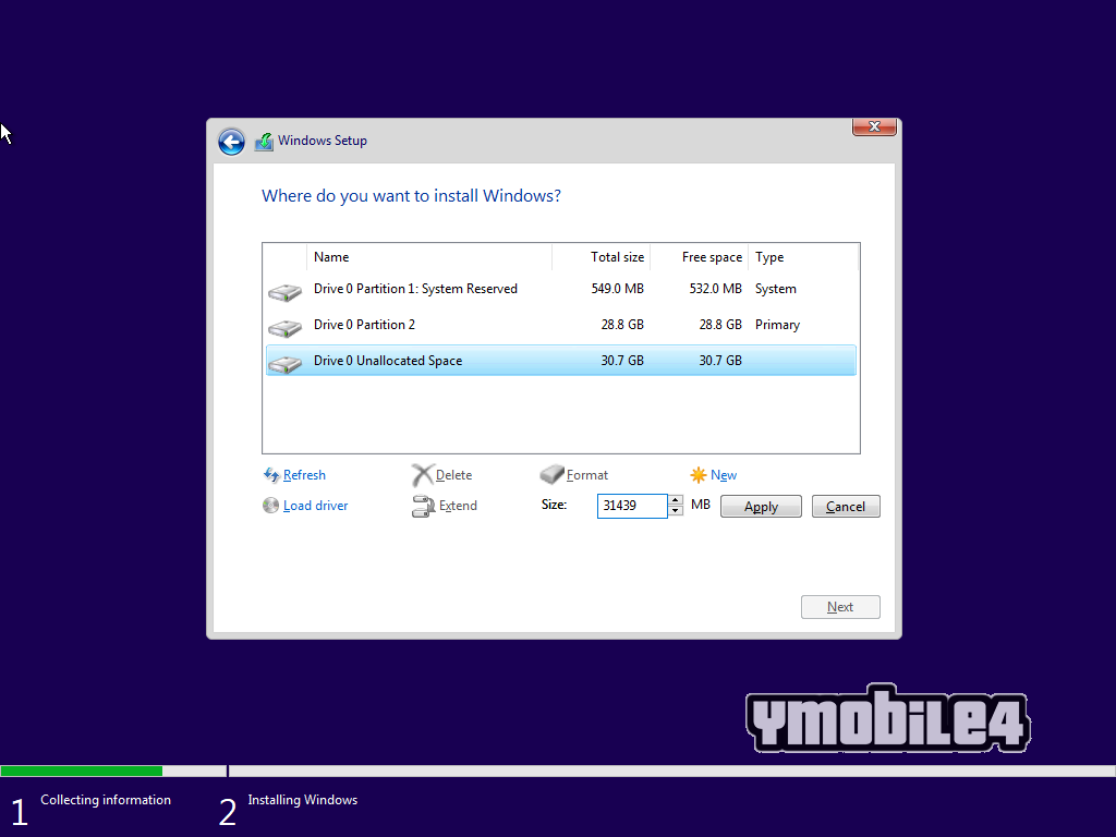 Tutorial Instal Windows 10 Step 14