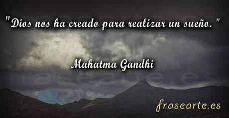 Frases famosas de Mahatma Gandhi