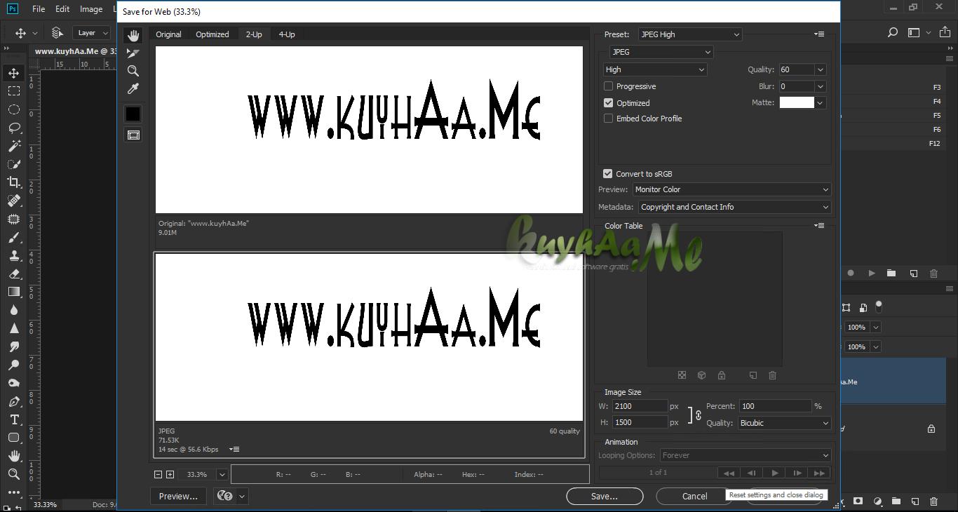 Adobe Photoshop CC2018 terbaru