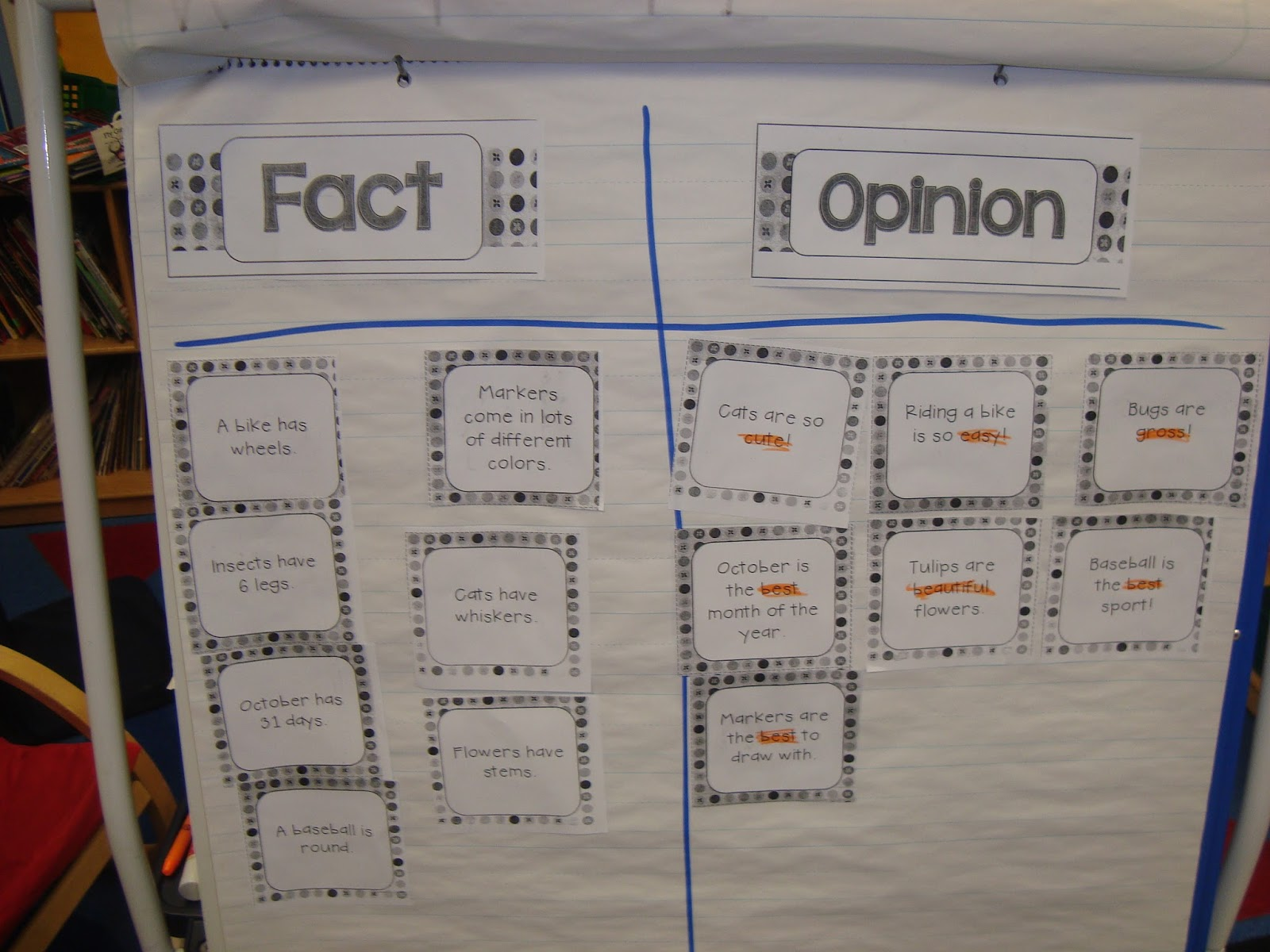 Mrs Kelly S First Grade Class Opinion Writing