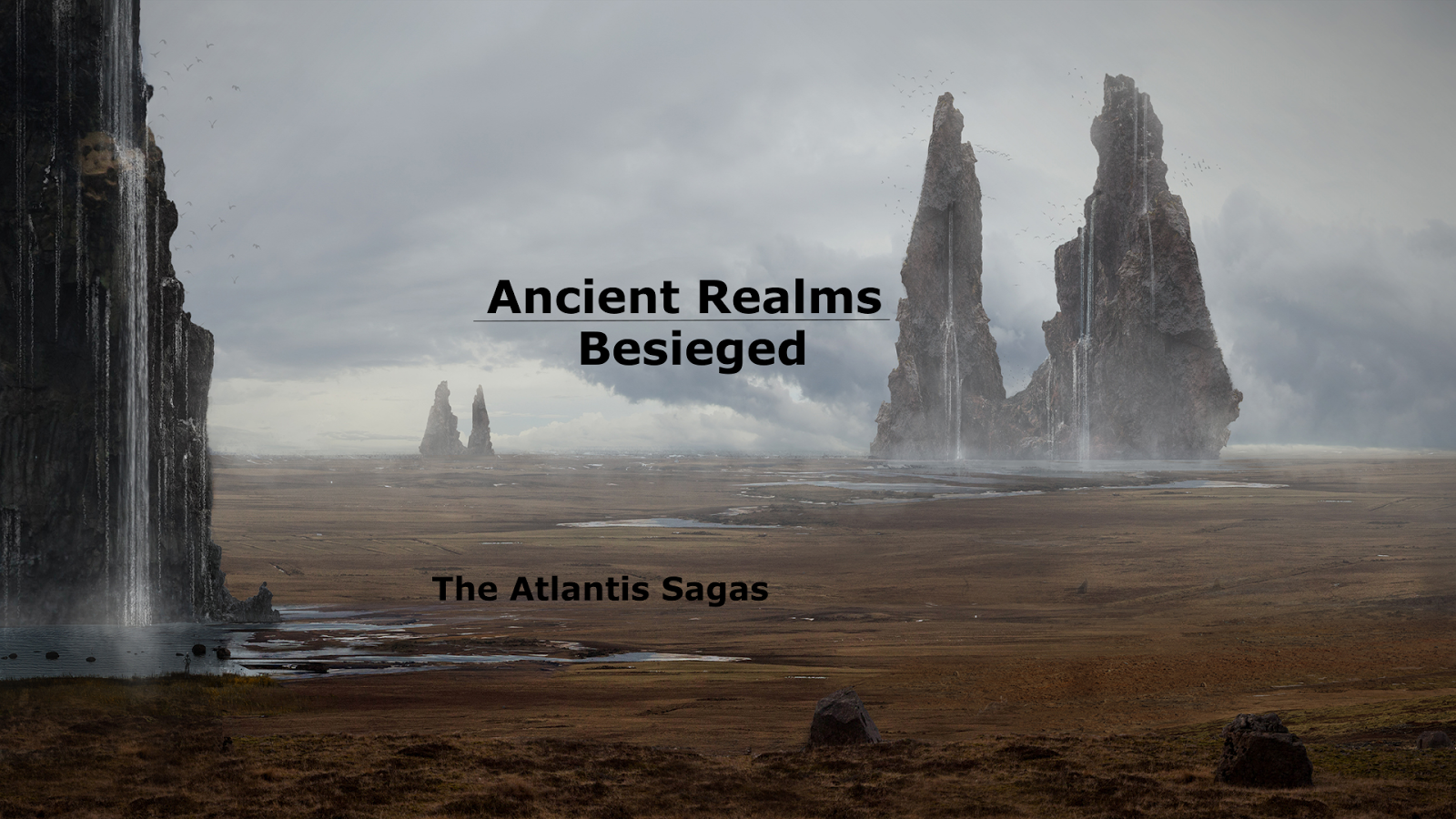 Ancient Realms   Besieged (August 2017)
