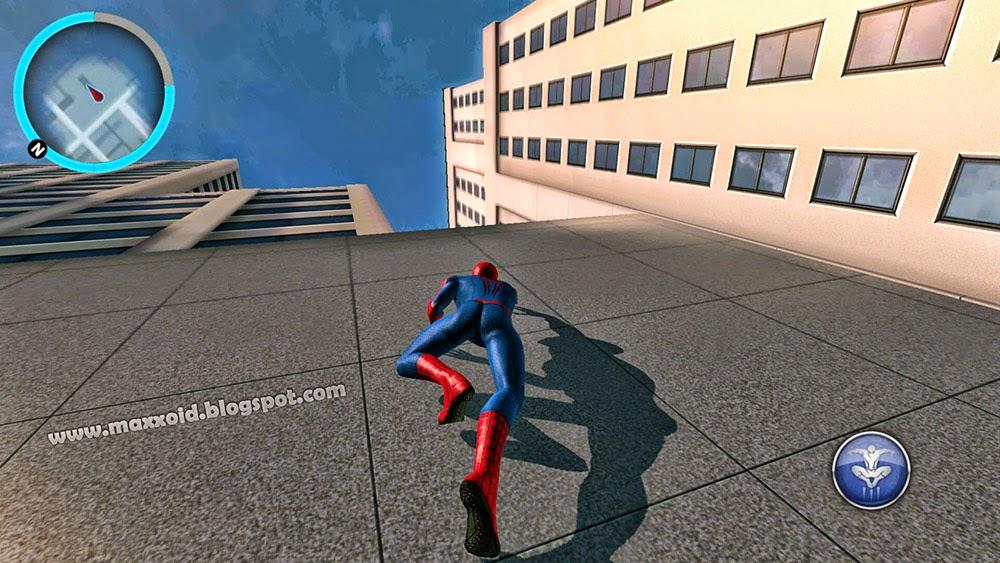 تحميل لعبة the amazing spider man 2 apk