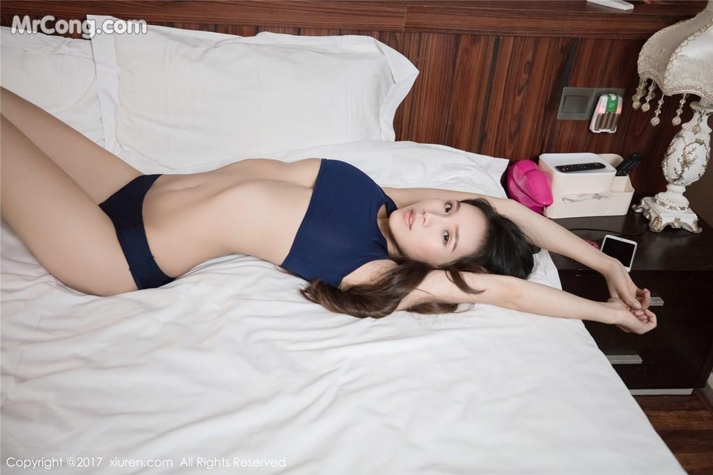 Image XIUREN-No.865-Li-Ke-Er-MrCong.com-007 in post XIUREN No.865: Người mẫu Li Ke Er (李可儿) (53 ảnh)