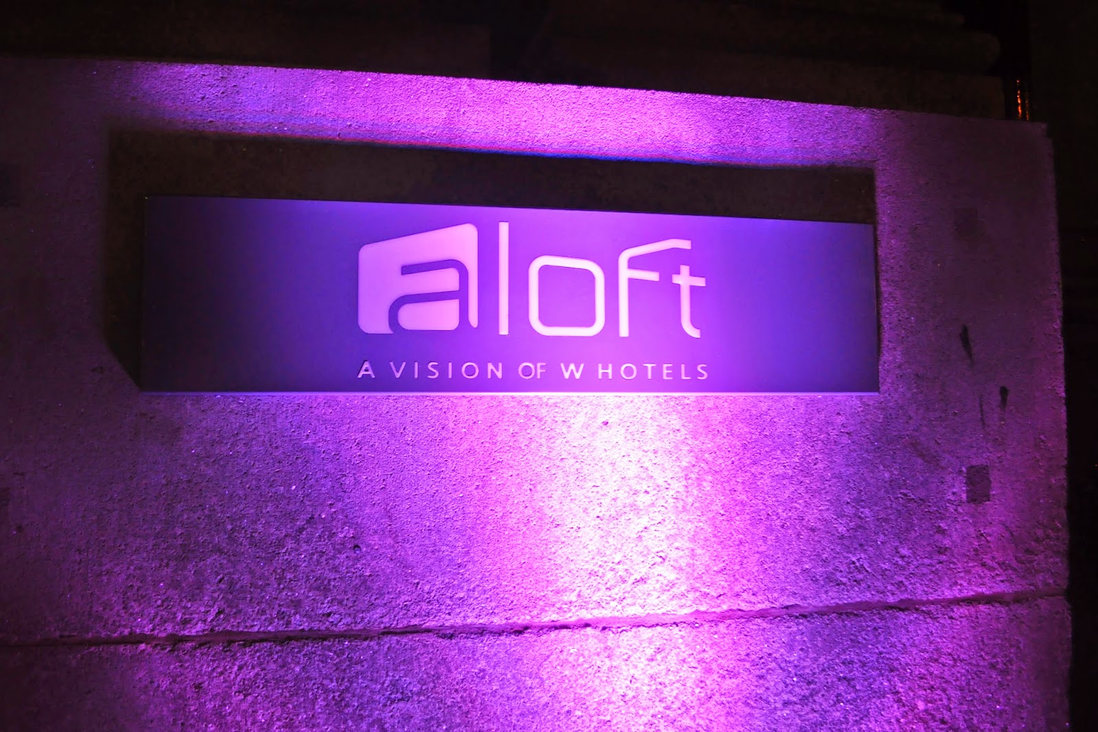 d4110bc4666bd Event  Aloft Hotel Liverpool Launch Party.