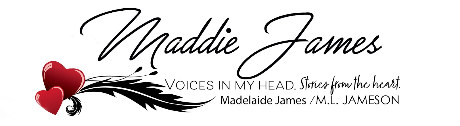 Maddie James, Author Blog