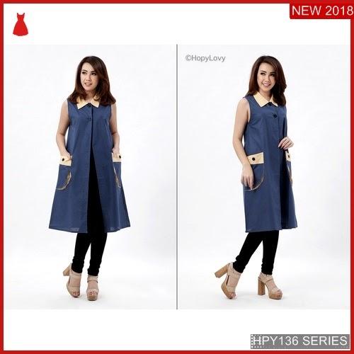 HPY136D82 Deluna Vest Anak jpg Murah BMGShop