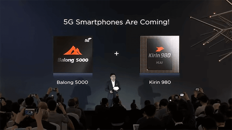Huawei to show the world's first 5G foldable smartphone at MWC 2019!