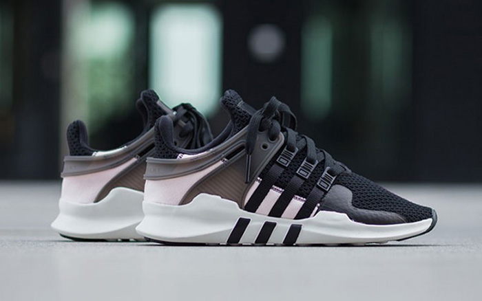 finest selection 73617 65887 adidas EQT ADV Support 'Clear Pink' - Sneaker News & Review