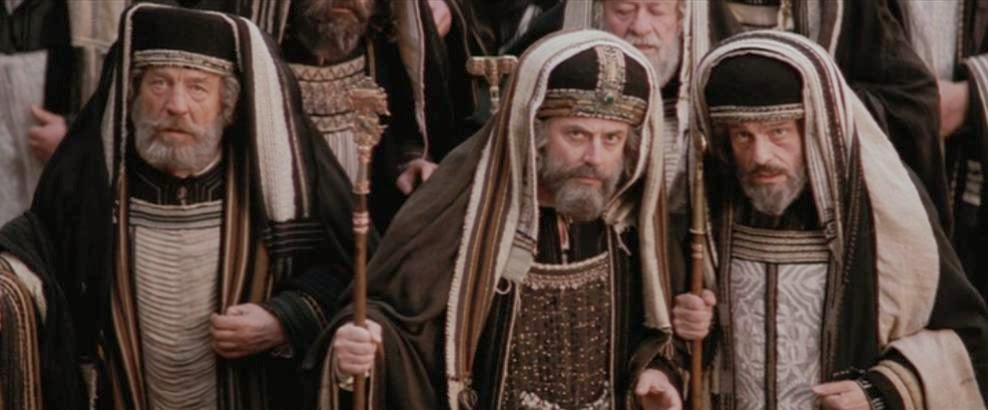 La pasión de Cristo - Viacrucis - el fancine - ÁlvaroGP - Cine y Semana Santa