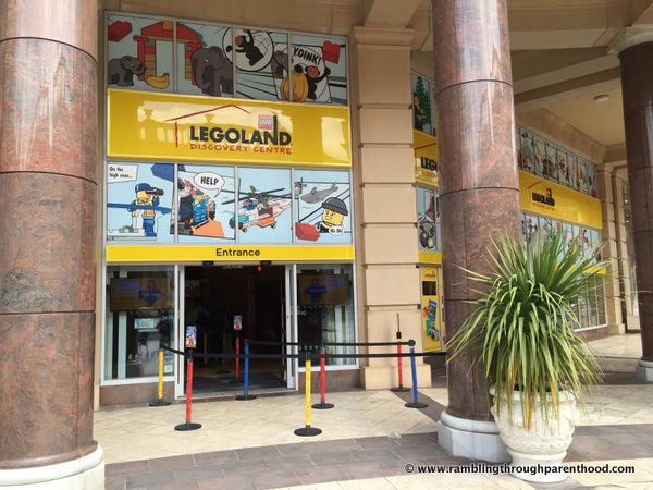 Legoland Discovery Centre, Trafford Centre, Manchester