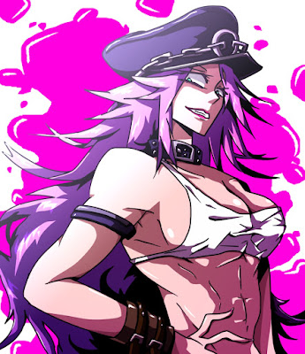 grin poison pic street fighter
