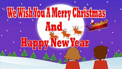 Happy Happy Merry Christmas To You