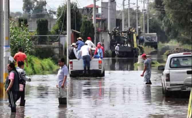 Inundaciones, agua, clima, lluvias