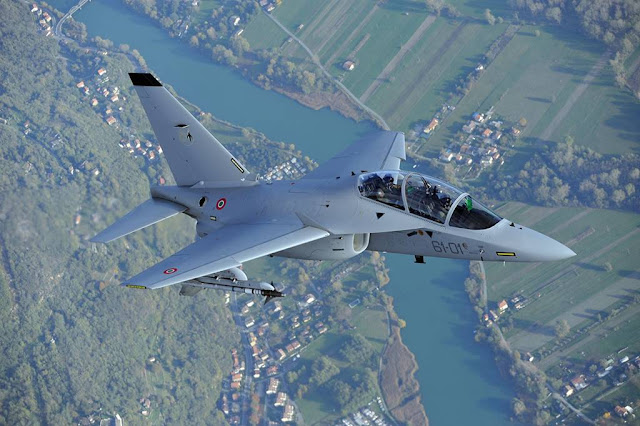 Aeronautica riceve diociottesimo ultimo M-346