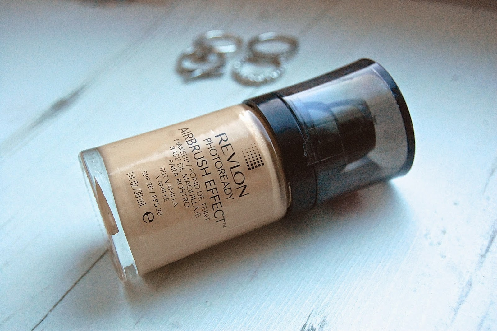 revlon, airbursh effect, foundation, bbloggers, pr, review