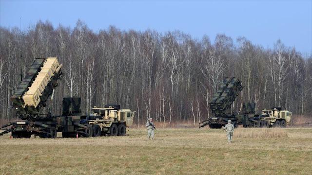 Rusia denuncia uso de armas nucleares por OTAN en sus fronteras