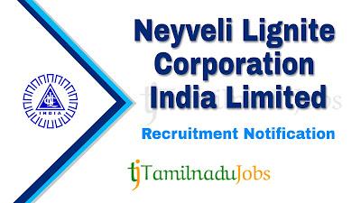 NLC Recruitment notification 2019, NLC Recruitment 2019, govt jobs in tamil nadu, central govt jobs in tamil nadu , govt jobs for diploma