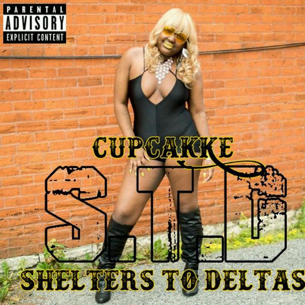 cupcakKe - S.T.D. Cover