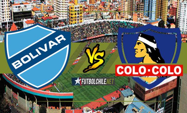 Bolívar vs Colo Colo: Previa, horario, dónde ver en vivo por TV y online por la Copa Libertadores 2018