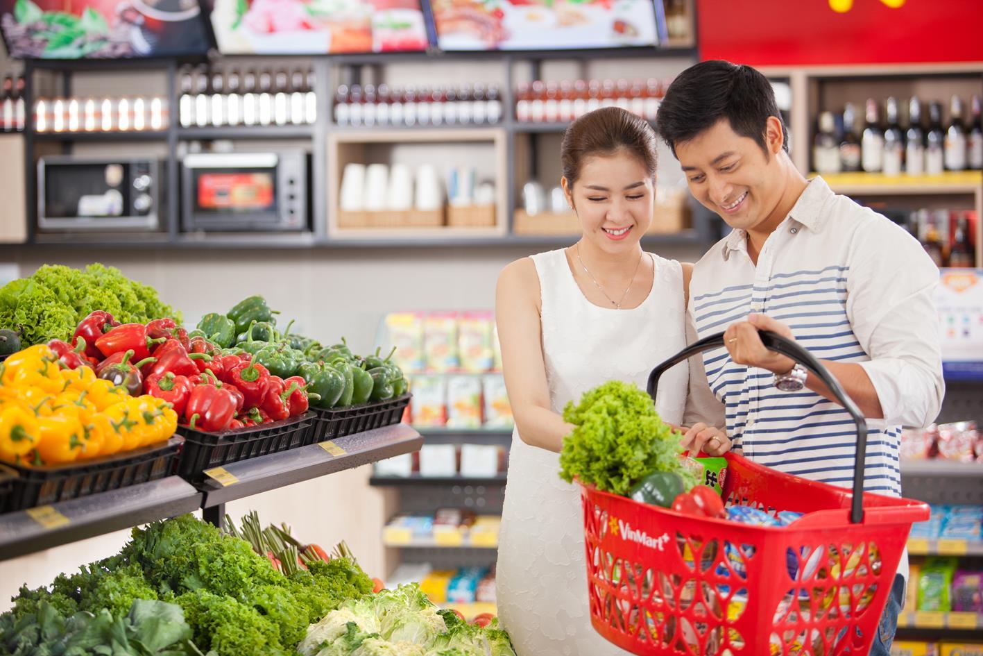 Tiện ích siêu thị chung cư Vincity Đại Mỗ