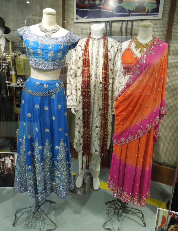 Passions Bollywood homage dream costumes